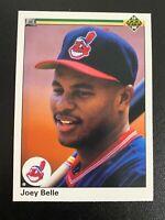 1990 Upper Deck Joey Belle Rookie Card RC #446 MINT