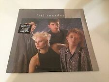 Til Tuesday Voices Carry Vinyl LP Record 1985 press! aimee man NEW! HYPE STICKER