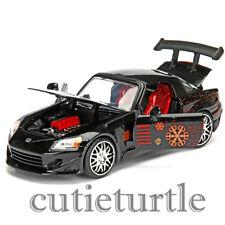 Jada Fast & Furious Johnny's Honda S2000 1:24 Diecast Model Car 99541 Black