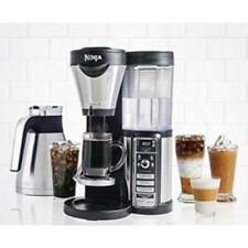 Ninja Coffee Bar Brewer Auto Shut Off with Frother 43 oz Thermal Carafe Auto IQ