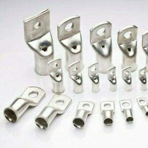 High Quality Copper Tube Terminal Ring Crimp Lug 6mm to 300mm - Choose Pack Size