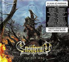 Ensiferum - One Man Army CD - SEALED Viking Folk Metal Album
