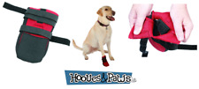 DOG BOOT WOUND PROTECTION ULTRA PAWS BOOTS BREATHABLE PAW BANDAGE WRAP TRACTION