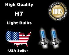 USA Seller Xenon Headlight Light Bulb -12v 55w Super White H7 Low Beam-A