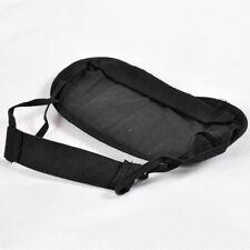Charcoal cotton breathable Sleeping Eye Mask Blindfold Shade Sleep Aid 1PC Black