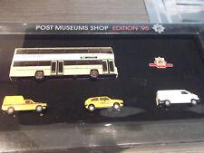 Wiking PMS Edition 95 Fahrzeuge der Deutschen Post 1:87 mit  OVP  66-07