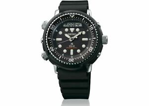 "New Seiko Prospex Solar Hybrid ""Arnie"" Divers 200M Men's Watch SNJ025"