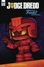 JUDGE DREDD Funko Universe #1 New Bagged