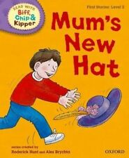 Oxford Reading Tree Read with Biff, Chip & Kipper Level 2 Mum's New Hat (paperba