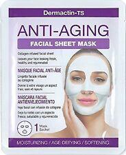 Dermactin-TS Anti Aging Facial Sheet Mask