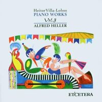 HELLER  ALFRED - PIANO WORKS VOL 3 [CD]
