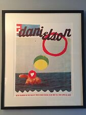 Danielson poster by Aesthetic Apparatus, 2007