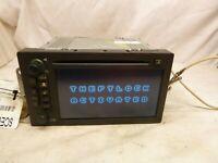 03-05 Chevrolet Silverado Escalade Non Lux Navigation GPS Radio 10377287 YLS39