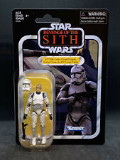 """Star Wars The Vintage Collection (3.75"""") Elite Clone Trooper Action Figure (EXCL"""