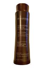 Keranique Volumizing Keratin Conditioner 12 oz Dry Hair Deep Hydration Growth
