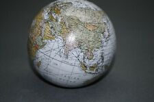 Globe Globe 10 cm Decorative Ball Antique Style