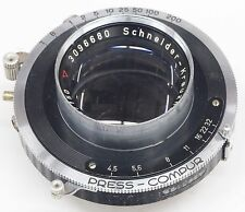 SCHNEIDER Xenar 150mm 4.5 + Press Compur 1