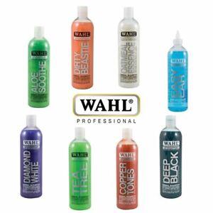 Wahl 500ml Dog Shampoo & Conditioner Professional Grooming Animal Pet 500 ml