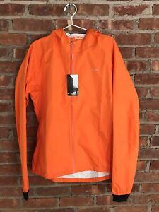 Rapha Commuter Jacket Orange Medium