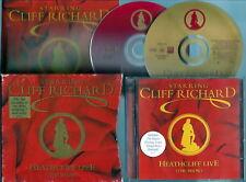 Cliff RICHARD - HeathCliff Live, The Show  Box Set 2 CD