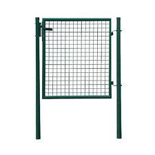 Cancello multiuso in ferro elettrosaldato 100x100x6cm completo peso 16,5kg 444