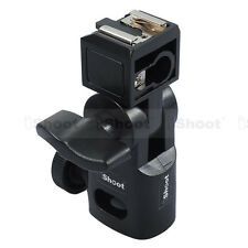 Hot Shoe Mount Flash Bracket/Umbrella Holder for Nikon SB910/SB900/SB800/SB700