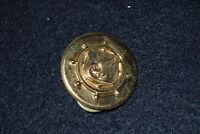 WW2 Era US Army Transportation Corps EM BOS Branch Collar Insignia Clutch Back
