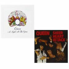 A Night At The Opera - Sheer Heart Attack - Queen 2 CD Album NEU  OVP