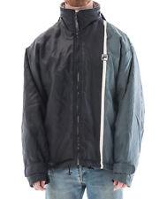 Vintage FILA Lined Ski 90's Striped Designer Mens Full-Zip Hooded Coat Jacket S