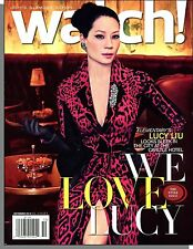 Watch! - 2013, October - Lucy Liu, Alan Cumming, CSI's Elisabeth Harnois