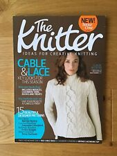 The Knitter Knitting Magazine. Issue 1