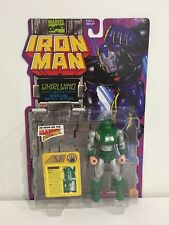 "1995 Iron Man Series Whirlwind 5"" Figure (MOC) By ToyBiz"