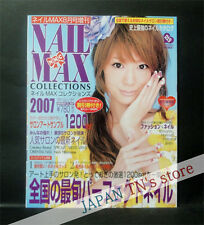 Japan 『NAIL MAX COLLECTIONS Vol.1』 Nail Art Catalog Nail Design Magazine