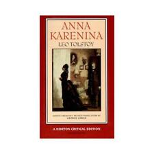 Anna Karenina by Leo Tolstoy (Paperback, 1995)