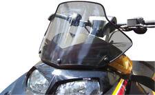 """Cobra Windshield Smoke w/Black 11"""" 13031 For 04-09 Ski Doo GSX MXZ Summit GTX"""