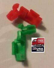 GMC & CHEVY TAILGATE LATCH HANDLE ROD RETAINER CLIPS 1999-2009 OEM-4