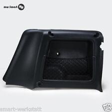 Kofferraum -Verkleidung Smart 450 Grau links & rechts