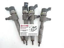 Iniettori Bosch per Fiat Stilo 1.9cc JTD 115 CV