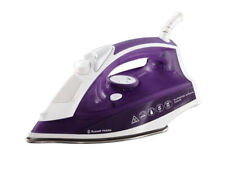 Russell Hobbs Supreme Steam Traditional Iron 23060, 2400 W - Purple/White by Rus