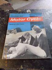 Motor Cycle/11,aug,62/laverda 199 twin test/