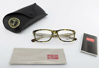 RAY-BAN Brille RB 1536 3602 T 48[]16 130 Square Eyeglasses Frame Size S +Case