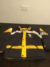 Vintage Pittsburgh Penguins Mighty Mac Jacket Youth Medium Excellent Condition