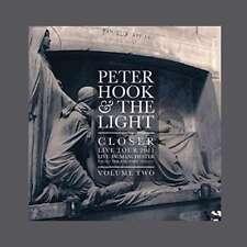 Peter Hook & The Light - Closer - Live In Manchester Vol. 2 NEW LP