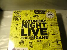 Brand New Sealed Saturday Night Live The Game Adult Ages 12+ Board Game