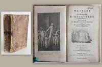 Thieme: Gutmann oder der Sächsische Kinderfreund. Ein Lesebuch 1813 Belletristik