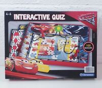 Disney Pixar Cars Interactive Quiz Game