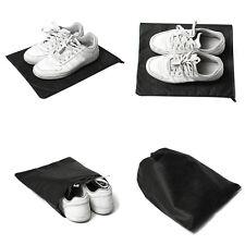 2X Schuhbeutel Schuhsack Schuhpflege Stoffbeutel Aufbewahrung Organizer Reisen