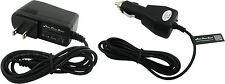 Super Power Supply® Adapter Wall+Car Charger for HP Photosmart Camera M447v M525