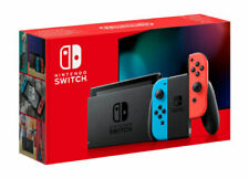 Nintendo Switch HAC-001(-01) Handheld Console - 32GB - Neon Blue/Red Joy-Con Controllers