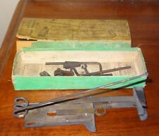 Antique Goodrich Tuck Marker Sewing Tool Pat 1868 w/ Box & Instruction Sheet